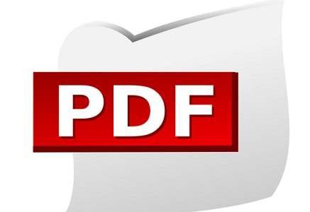 编辑PDF文件的页码步骤1