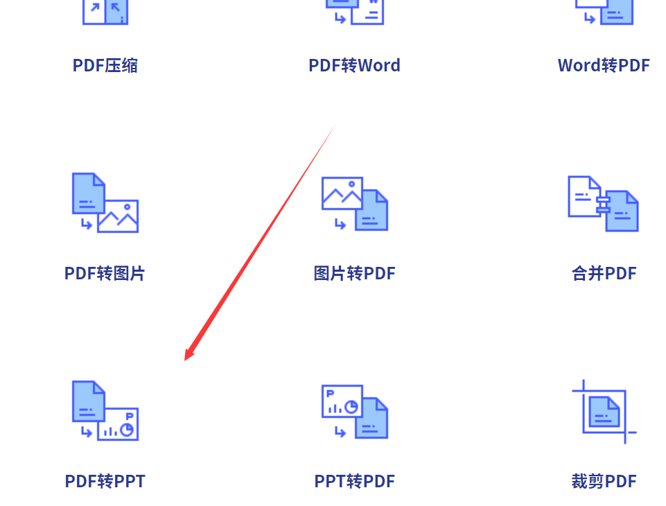 PDF文档转换为PPT步骤5