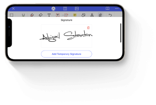 iPhone的电子签名APP
