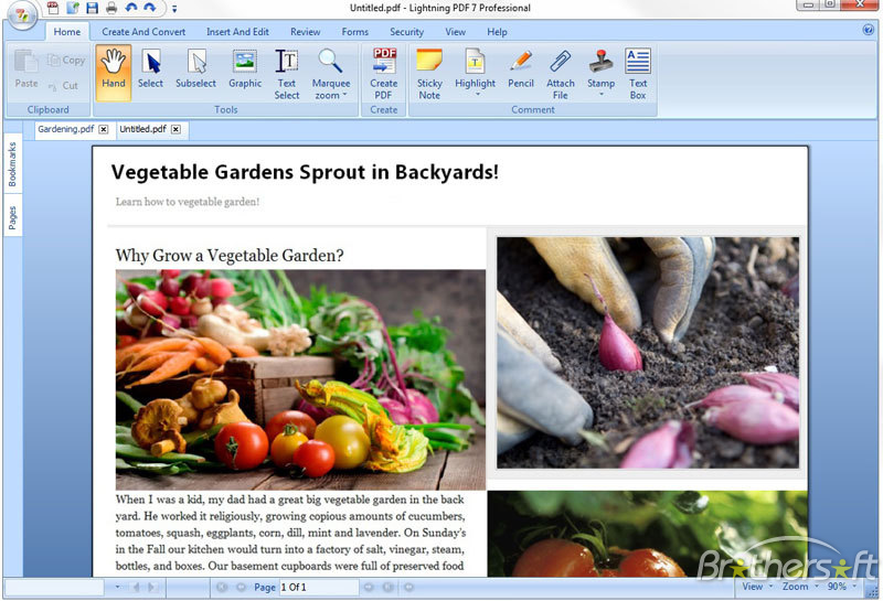 pdf image editor