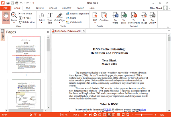 合并PDF
