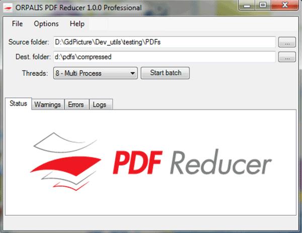 PDF文件压缩软件