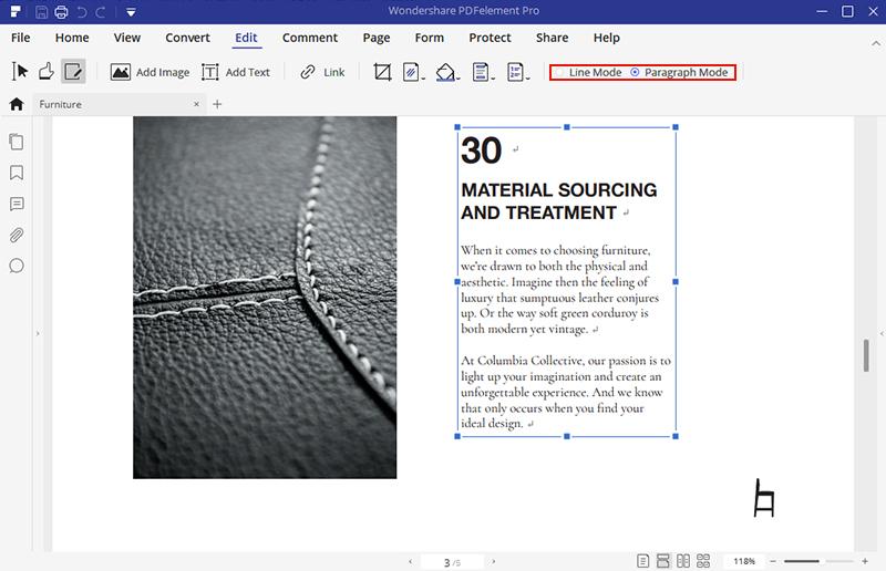 修改PDF文档