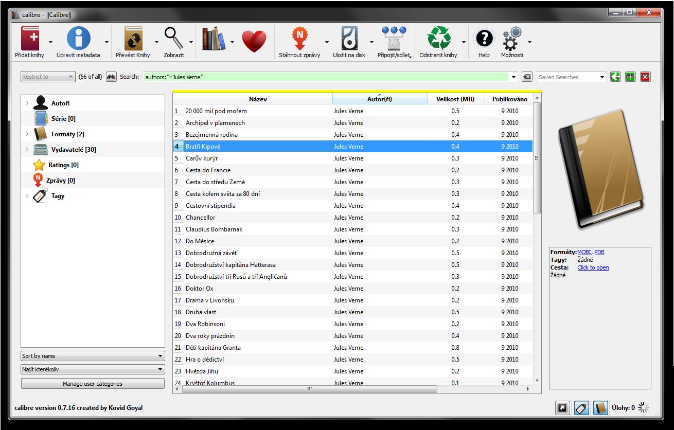 PDF转mobi格式