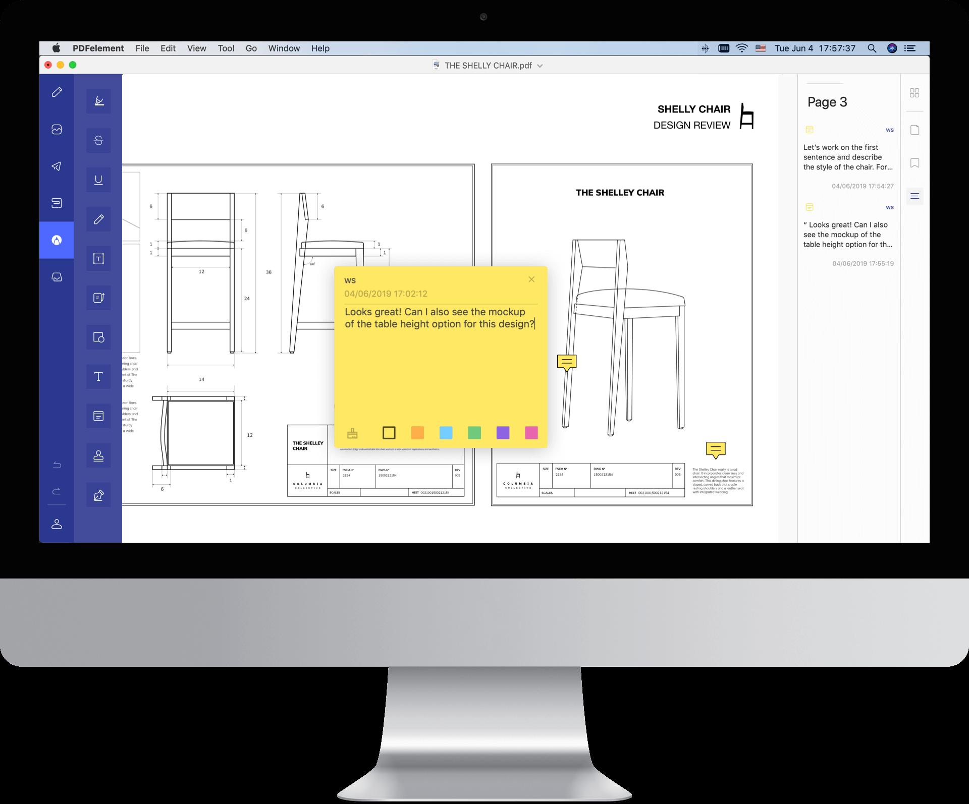Mac版PDF格式转换