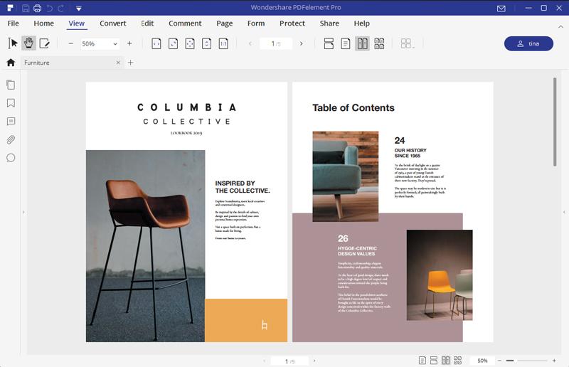 如何旋转PDF图像