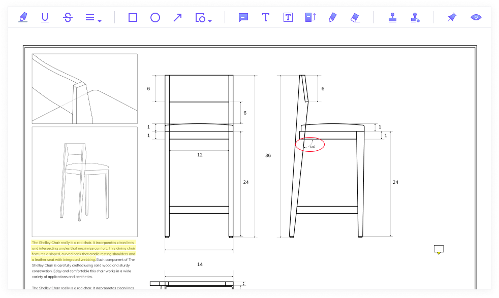 PDF编辑器功能之审阅PDF文档